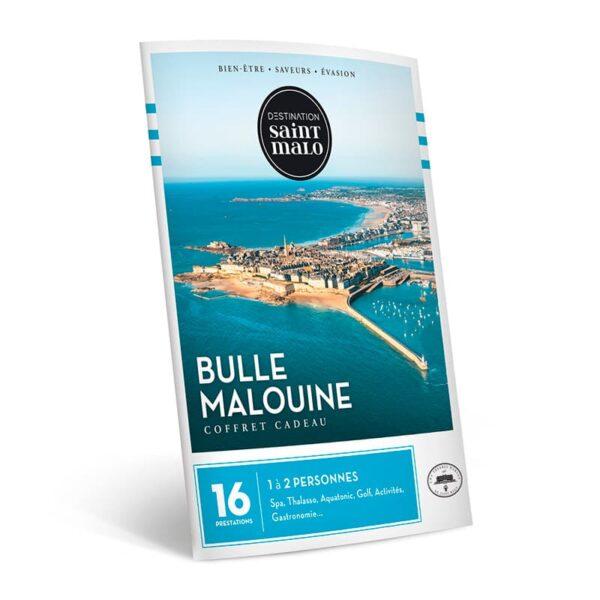 Coffret Destination Saint-Malo <span>Bulle Malouine</span> 1