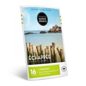 Coffret Destination Saint-Malo <span>Échappée</span>