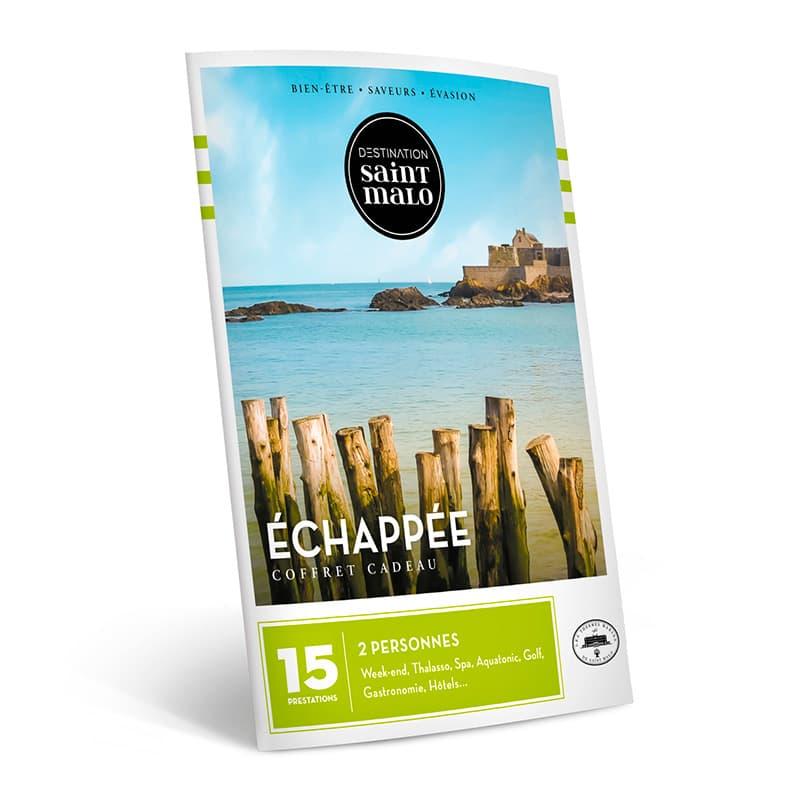 Coffret Destination Saint-Malo <span>Échappée</span> 3