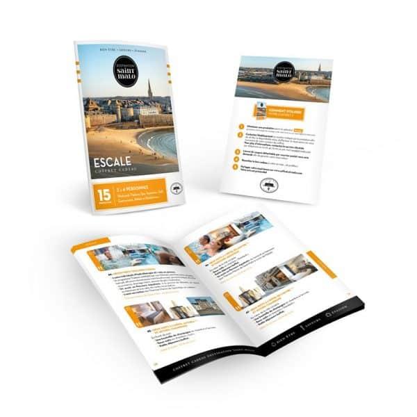 Coffret Destination Saint-Malo <span>Escale</span> 2