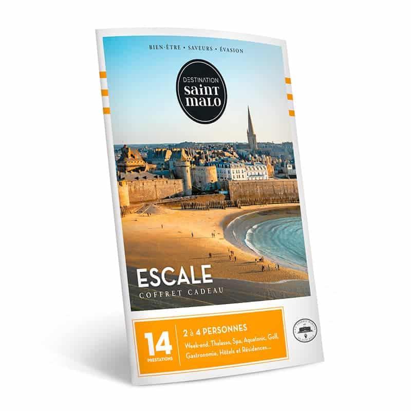 Coffret Destination Saint-Malo<span>Escale</span> 3