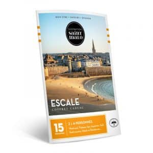 Coffret Destination Saint-Malo <span>Escale</span>