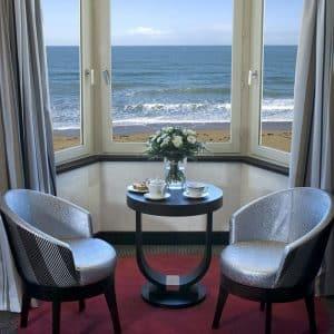 Une nuit vue sur mer au Grand Hôtel des Thermes***** (2 personnes)