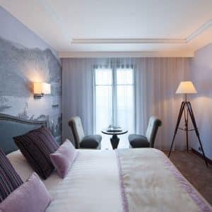 Une nuit à l'Hôtel Le Nouveau Monde**** et Parcours Aquatonic (2 personnes)