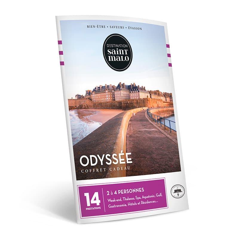 Coffret Destination Saint-Malo <span>Odyssée</span> 5