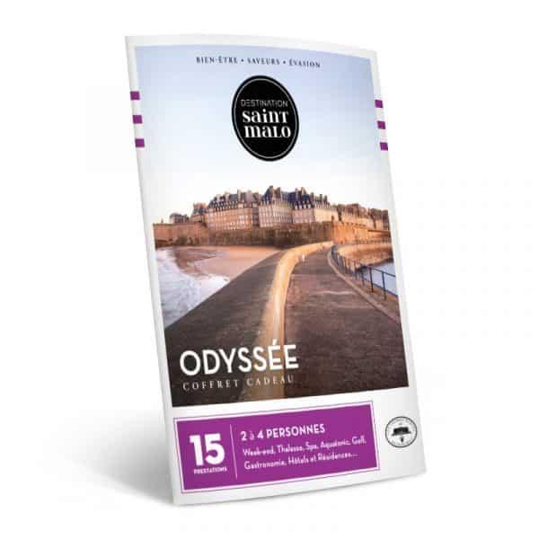 Coffret Destination Saint-Malo <span>Odyssée</span> 1