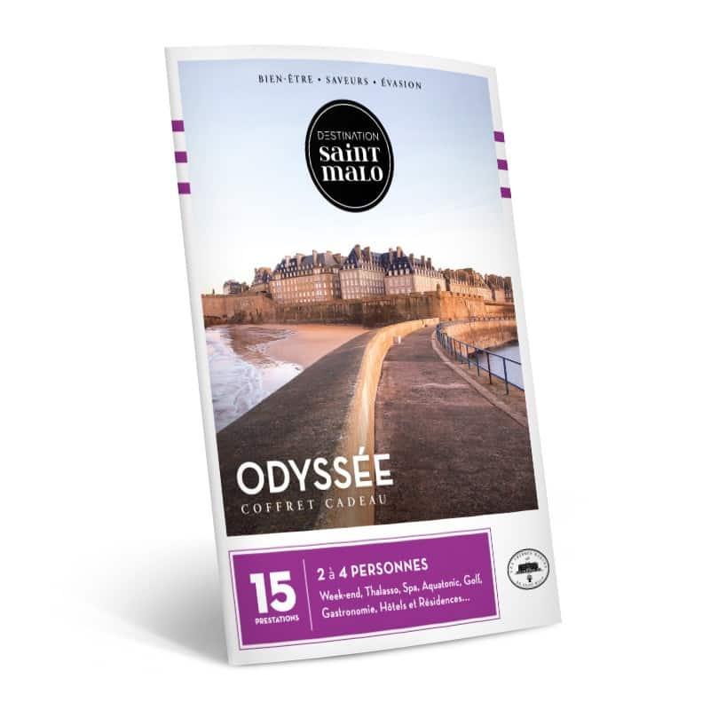 Coffret Destination Saint-Malo <span>Odyssée</span> 7