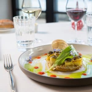 Restaurant Les 7 Mers : Menu «Déjeuner» (2 personnes)