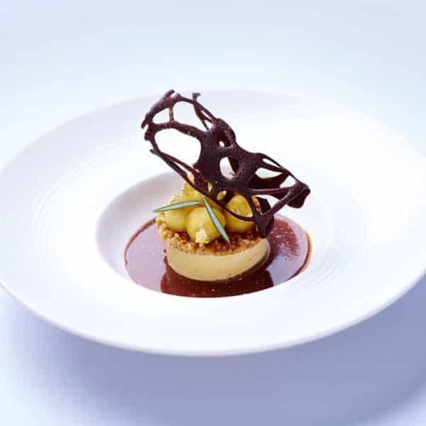 Dessert Restaurant 7 Mers