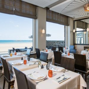 Restaurant de l'Antinéa : Menu «Bord de mer» boissons incluses (2 personnes)