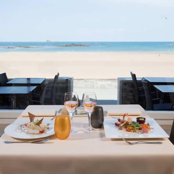 "Restaurant de l'Antinéa : Menu ""Bord de mer"" boissons incluses (2 personnes) 4"