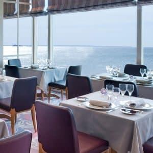 Restaurant Le Cap Horn : Menu «Prestige» et coupe de champagne (2 personnes)