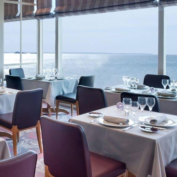 """Restaurant Le Cap Horn : Menu """"Prestige"""" et coupe de champagne (2 personnes) 1"""