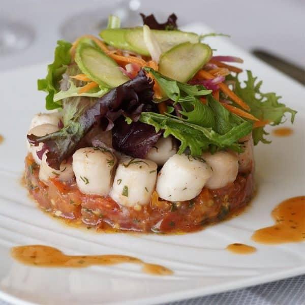 """Restaurant La Verrière : Menu """"traditionnel"""" et Parcours Aquatonic (1 personne) 1"""