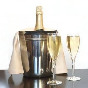 Deux nuits à l'hôtel des Marins*** et accueil Champagne (2 personnes)
