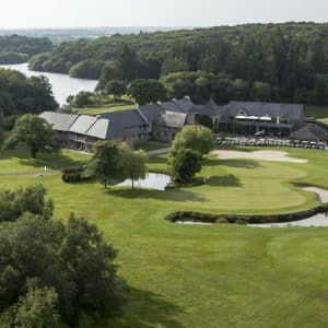 Deux nuits au Saint-Malo Golf Resort**** et  2 dîners (2 personnes)