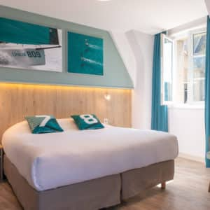 Deux nuits à l'hôtel des Marins*** et Parcours Aquatonic (2 personnes)