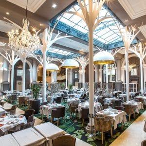 """Restaurant La Verrière : Menu """"traditionnel"""" et Parcours Aquatonic (1 personne)"""
