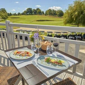 "Restaurant du Golf : ""Menu Mireloup"" (2 personnes)"